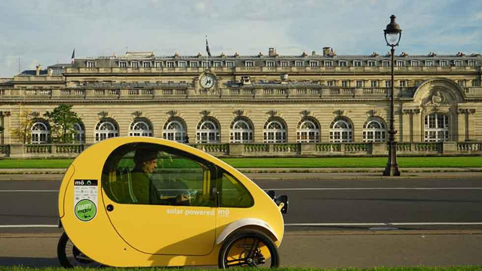 Los 100 primeros coches solares del mundo, españoles, se entregan en marzo (vídeo)