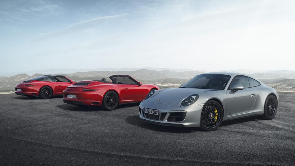 Porsche 911 Carrera GTS: datos y precios para España
