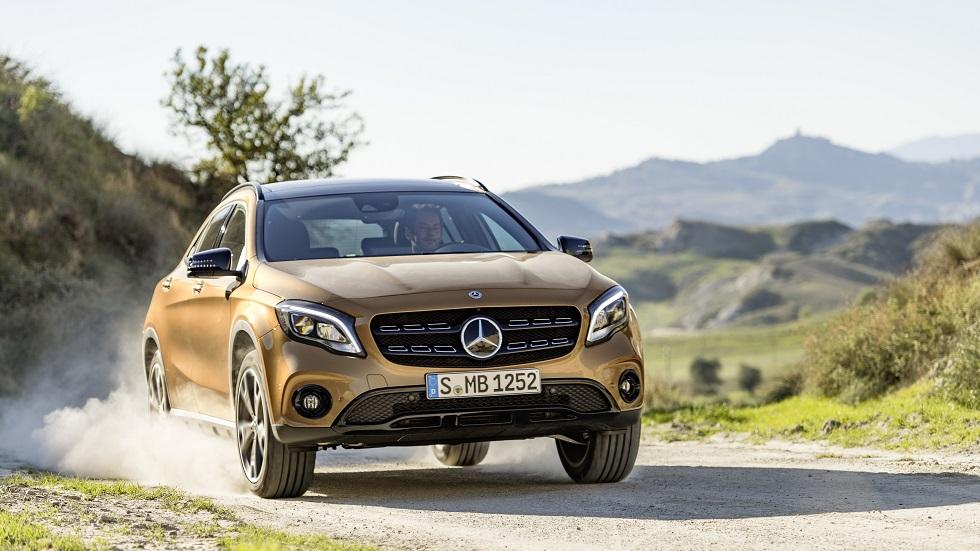 Mercedes GLA: datos y fotos oficiales del nuevo SUV