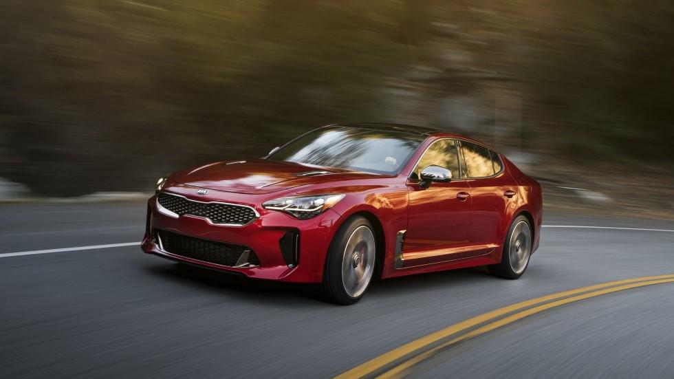Kia Stinger, el nuevo coupé que mira a Audi y BMW
