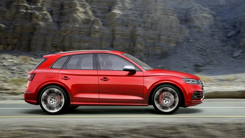 Audi SQ5, llega un nuevo concepto de SUV deportivo