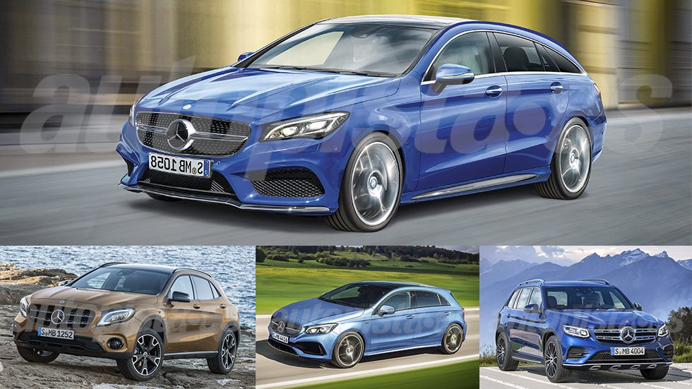 Revista Autopista 2990: los nuevos 7 magníficos de Mercedes