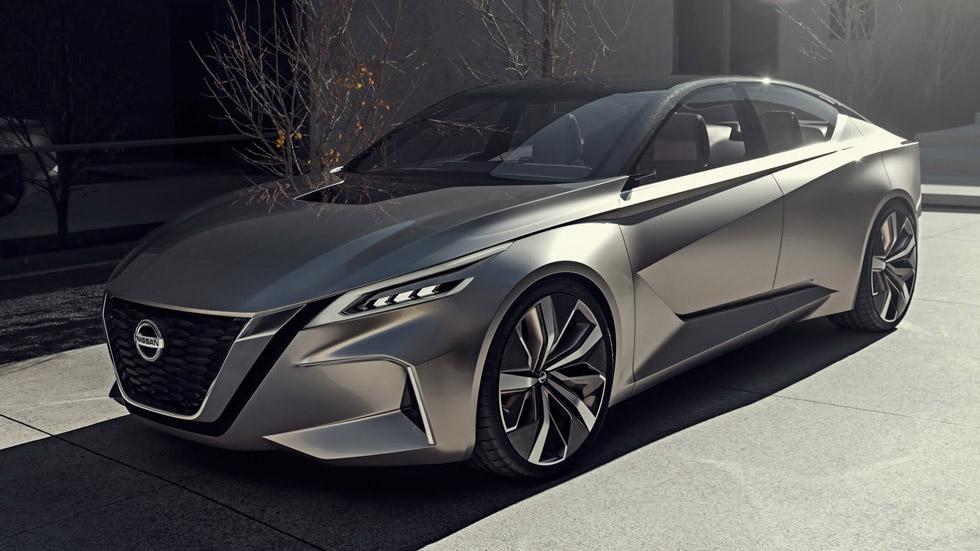 Nissan Vmotion 2.0 Concept: la movilidad del futuro