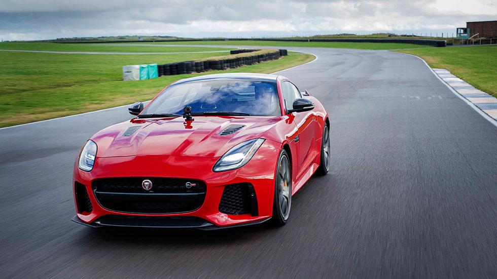 Jaguar F-Type, puesta al día del felino más deportivo