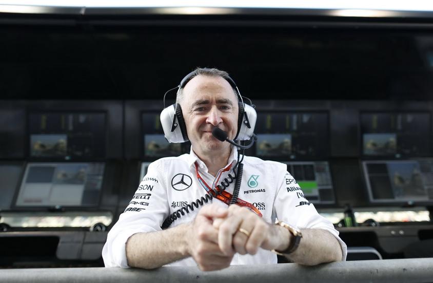 El director técnico de Mercedes, Paddy Lowe, deja la escudería
