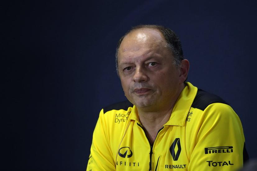 Frédéric Vasseur deja Renault