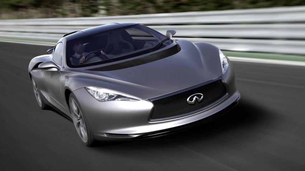 Infiniti Emerge-E, ¿un nuevo deportivo eléctrico para 2020?