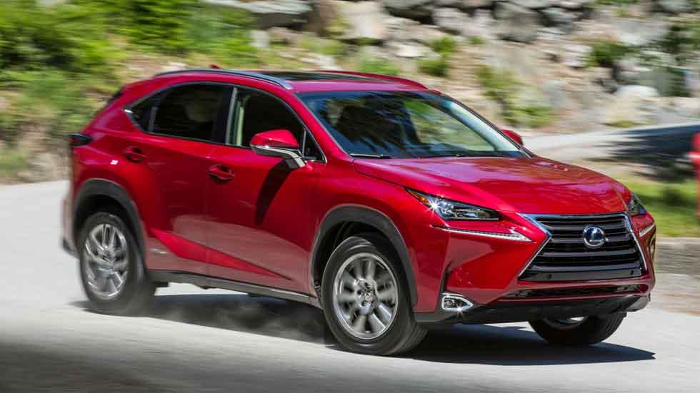 Nueve de los diez híbridos más vendidos son Toyota y Lexus