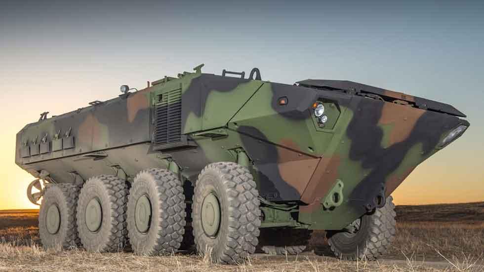 Así es el primer prototipo anfibio de combate de los marines americanos (fotos y vídeo)