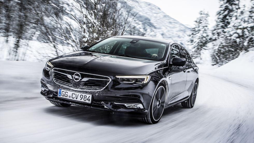 El Opel Insignia Grand Sport estrena tracción 4x4 con reparto vectorial de par