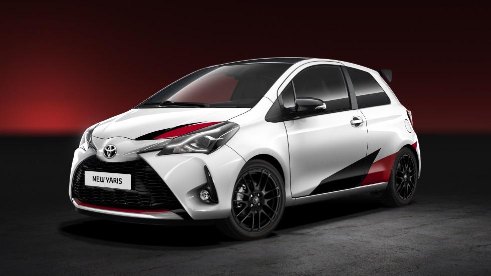 El Toyota Yaris estrenará una versión deportiva con 210 CV