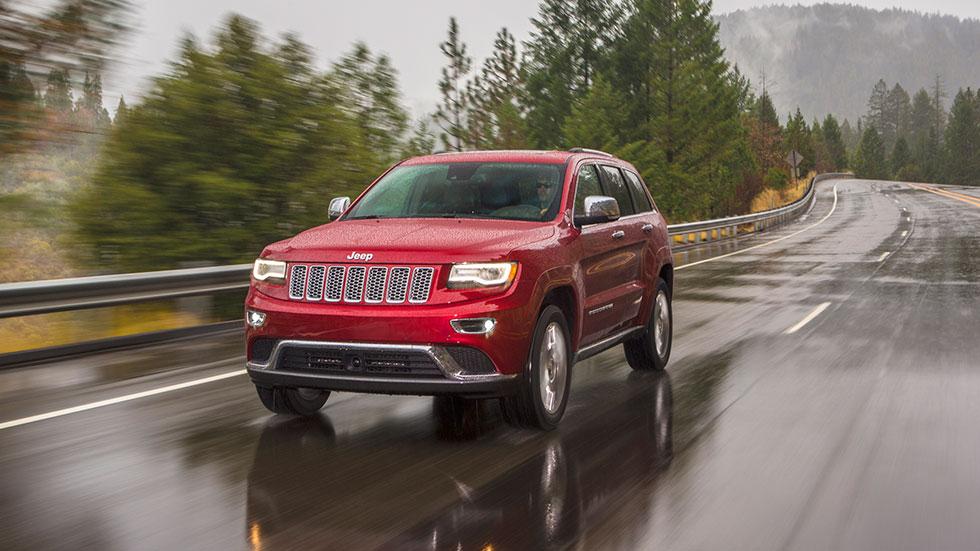Fiat Chrysler, acusado por irregularidades en las emisiones de sus coches