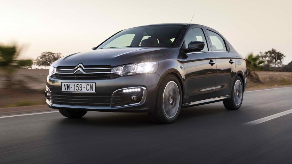 Nuevo Citroën C-Elysée, ya a la venta: todos sus precios