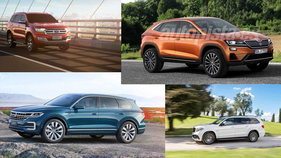 La revolución SUV: nuevos eléctricos, deportivos... ¡y renacidos!