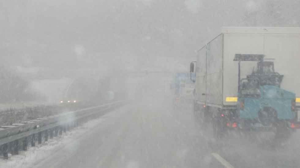 Los 21 consejos del RAC para conducir en invierno con seguridad