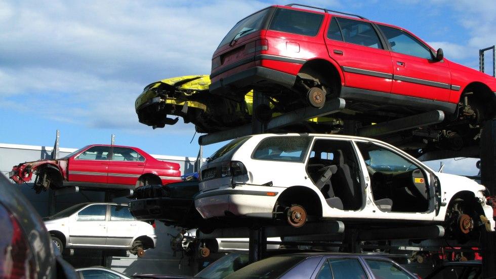 Los vehículos industriales tendrán que pasar obligatoriamente por el  desguace