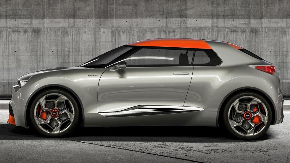 Kia Stonic, así podría llamarse este nuevo SUV