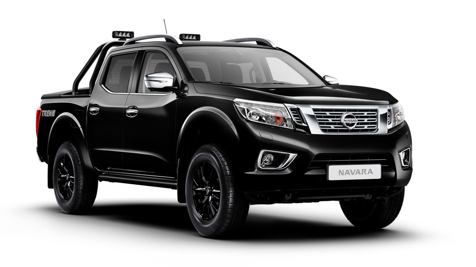 Nissan Navara Trek -1º: una pick-up muy exclusiva