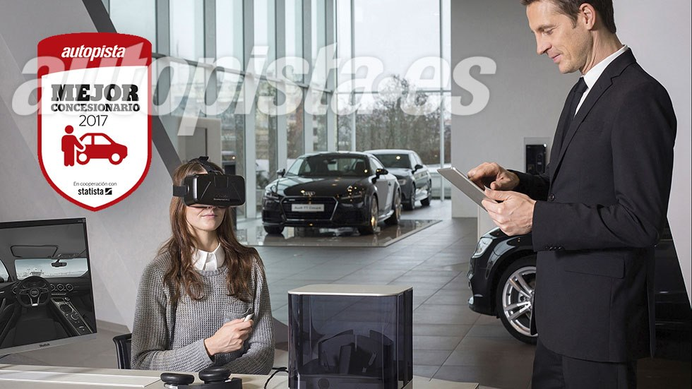 Los 500 mejores concesionarios de coches en España