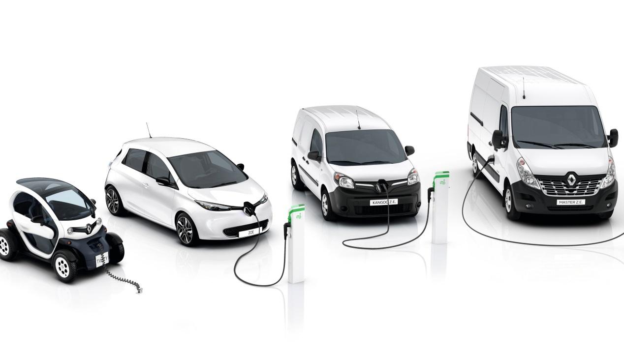 Renault presenta en el Salón de Bruselas dos nuevos vehículos eléctricos