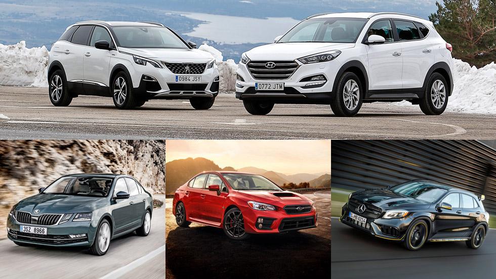 Revista Autopista 2991: los mejores coches nuevos de 2017
