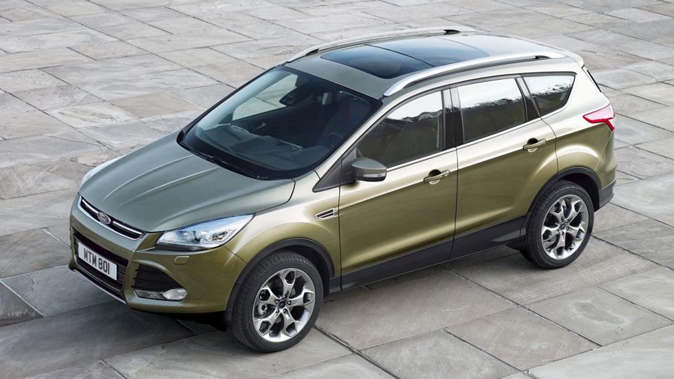 Ford revisará 4.556 Kuga tras incendiarse 39 unidades de forma repentina
