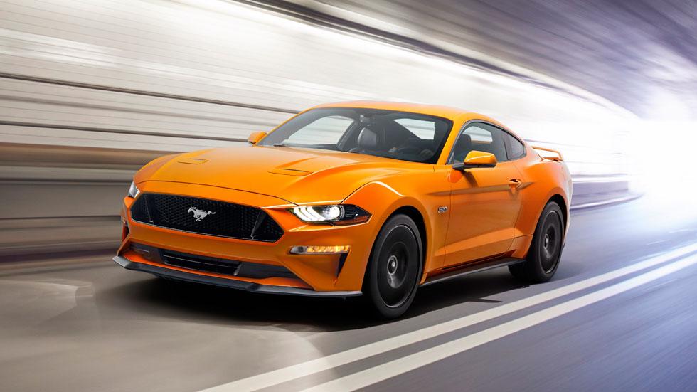 Ford Mustang GT 2018, mejorando el potente deportivo
