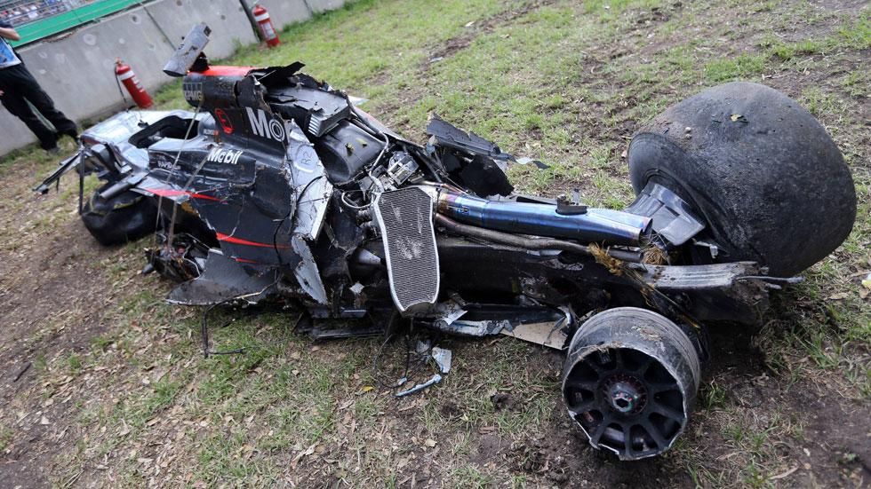 La FIA aprovecha el accidente de Alonso para investigar sobre el halo en F1 (vídeo)