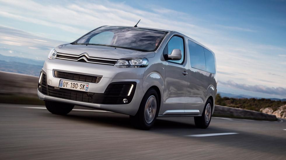 Citroën SpaceTourer XS: cabe casi de todo
