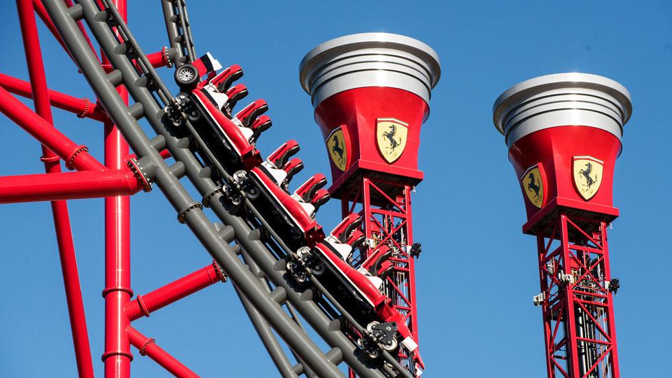 Ferrari Land abrirá el 7 de abril de 2017: detalles y precios
