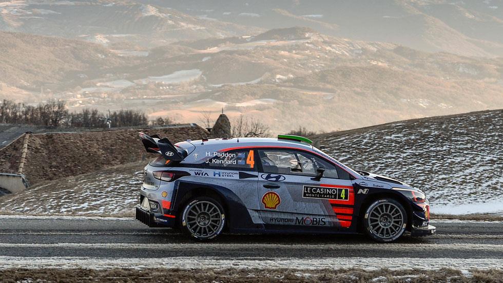 Muere un espectador español en el Rally de Monte-Carlo 2017