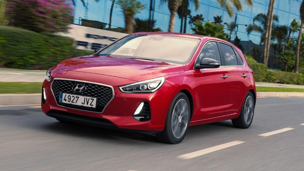 Conducimos el Hyundai i30 2017: el Golf, en el punto de mira