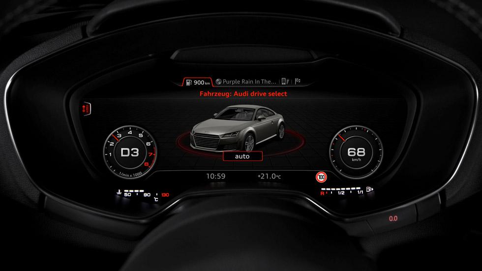 Las pantallas digitales de los coches, ¿dañan los ojos?