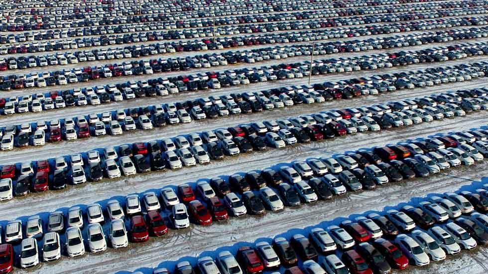 ¿Cuánto tiempo emplean los conductores en buscar aparcamiento?