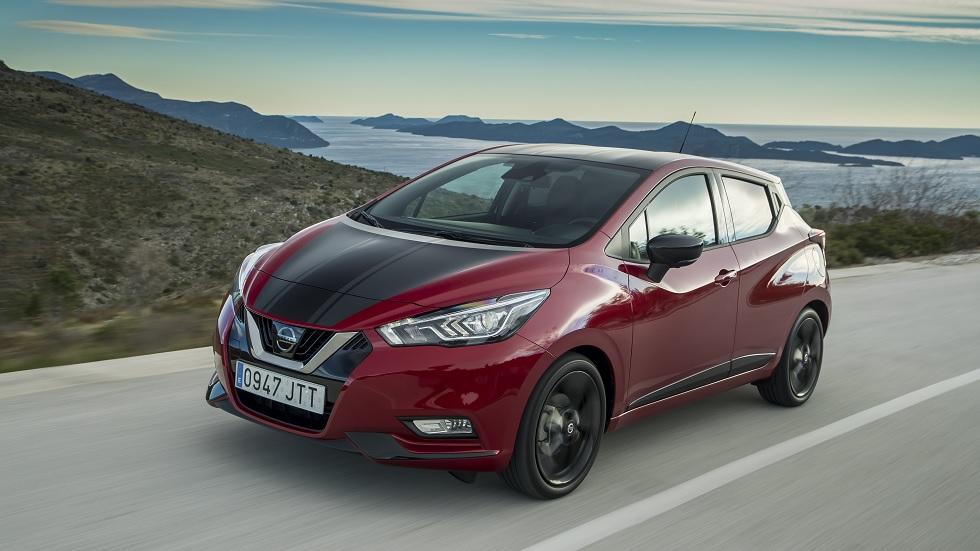 Nissan Micra 2017: a prueba un coche más atractivo y sofisticado