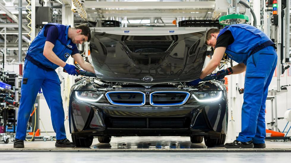 Así se fabrica un coche, todas las fases | Noticias | Autopista.es