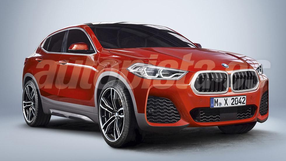 Revista Autopista 2992: llega el X2, el nuevo SUV de BMW