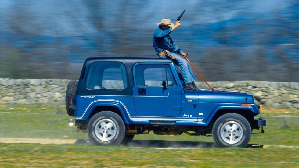 El día que domamos al Jeep Wrangler (la verdadera historia)