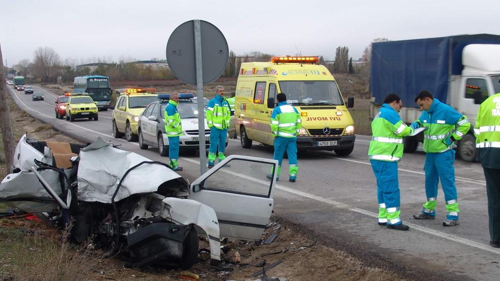 Las víctimas de accidentes de tráfico, ¿desamparadas?