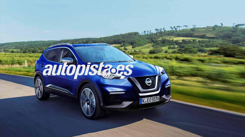 El Nissan Qashqai cumple 10 años… y ¡nueva generación a la vista!