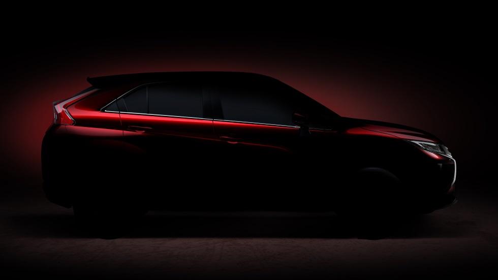 Mitsubishi tendrá otro SUV compacto, además de Outlander y ASX