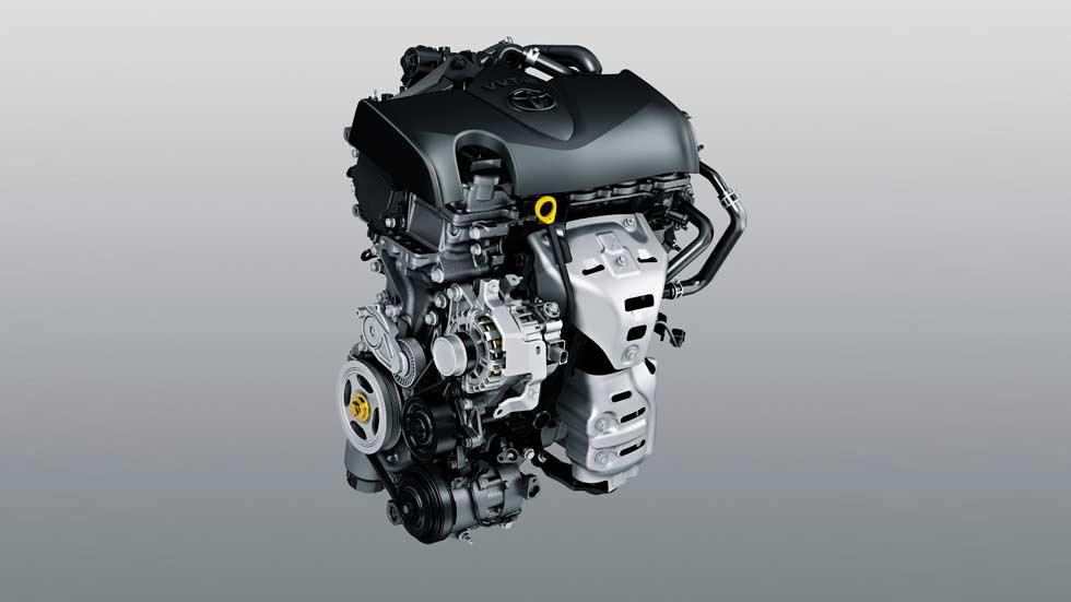 El Toyota Yaris 2017, con nuevo motor 1.5 de gasolina