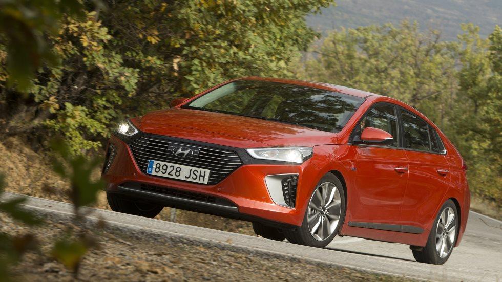 Hyundai Ioniq Híbrido: probamos el híbrido del momento (mediciones)