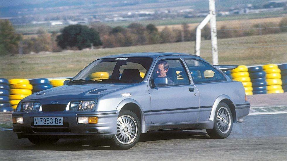 Coches para el recuerdo: Ford Sierra RS Cosworth (prueba original)