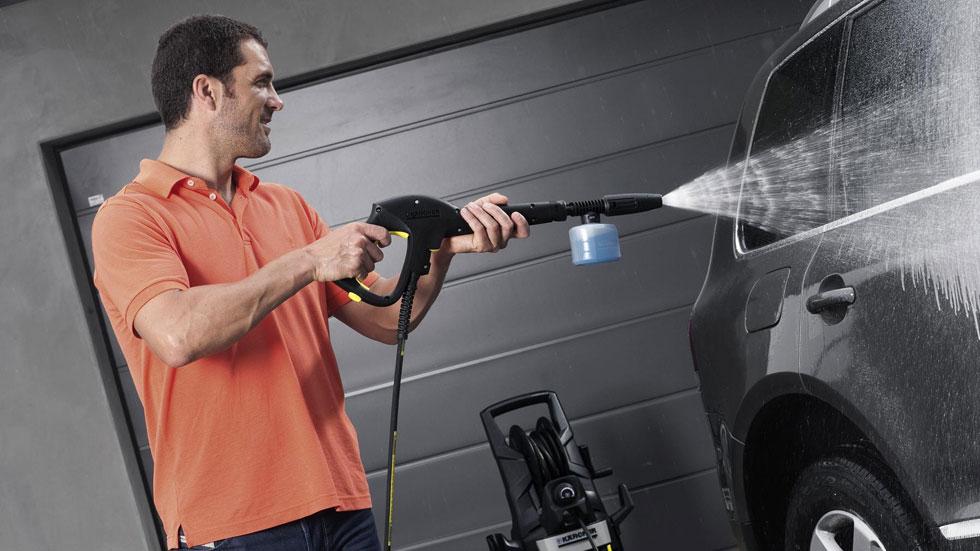 La mejor forma de mantener limpio nuestro coche
