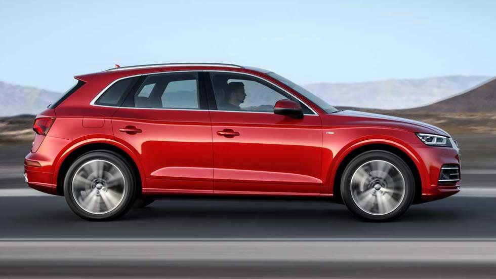 Audi Q5 2.0 TDI 150 CV, así es el Q5 más barato en España