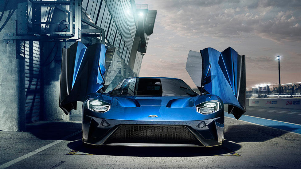 Ford GT: ¡más de 650 CV para el nuevo sueño americano!