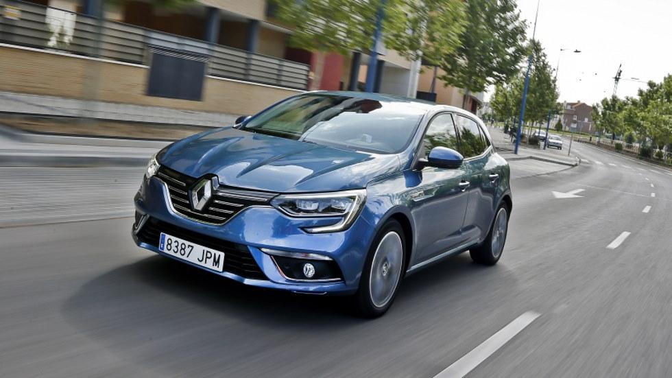 Renault Mégane 1.5 dCi EDC: probamos un compacto comodísimo
