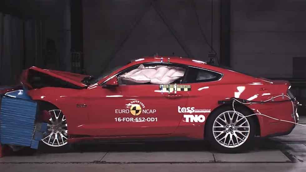 Los últimos coches en pasar los test de seguridad Euro NCAP