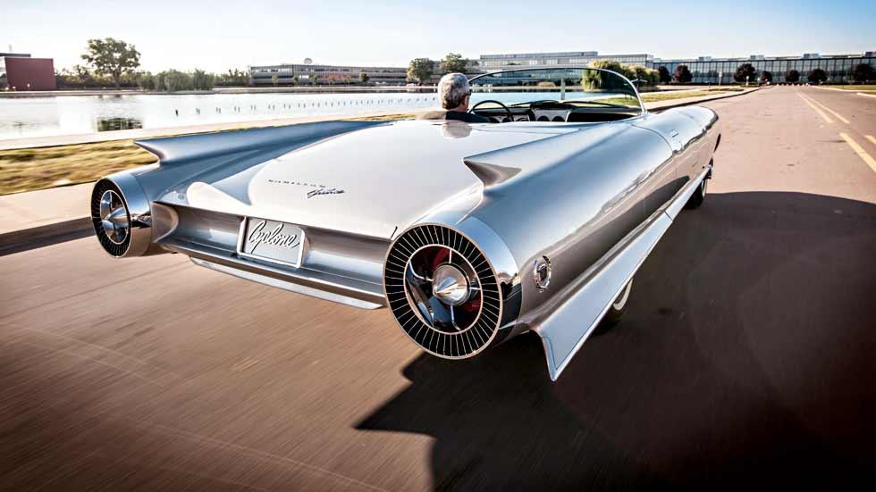 "Curiosidades sobre ruedas: Cadillac Cyclone, probamos el ""coche cohete"""
